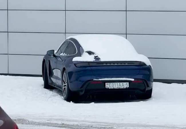 25.000 км и 3 месяца в ремонте. Что с надежностью Porsche Taycan?
